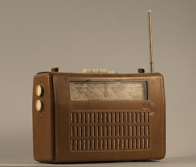 radio s anténou