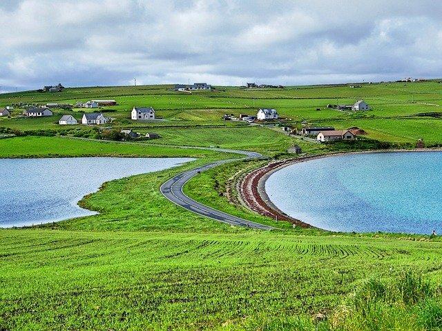 Prokletý ostrov na Orknejích