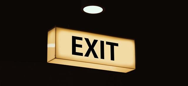nouzový exit
