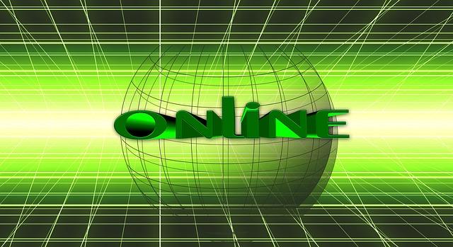 zeleně online