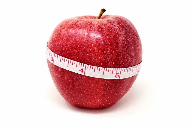 dietní jablíčko